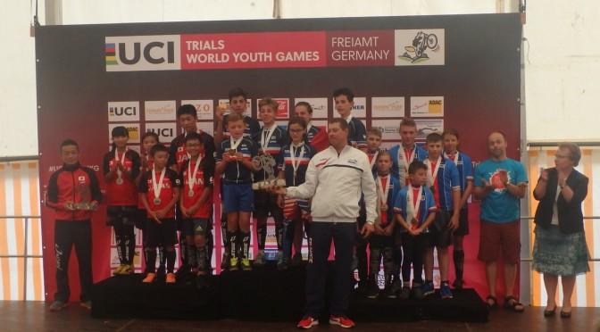 UCI WYG Freiamt: Povzbuzení na úvod