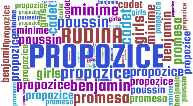 Propozice #2 Rudina