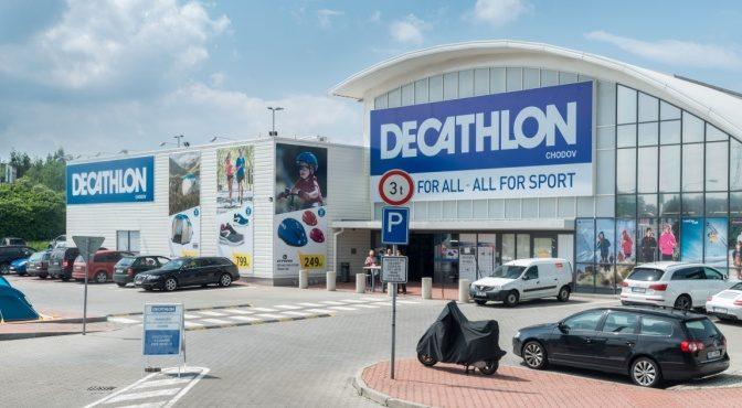 Decathlon partnerem YG Praha