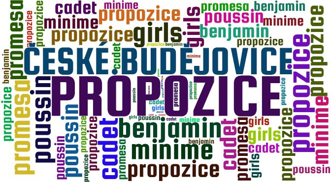 Propozice České Budějovice